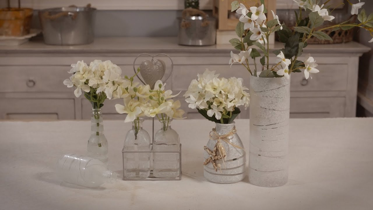 How to frost glass bottles and jars youtube reviewsmspy