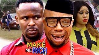 Make Me Rich  Season 1 - Zubby Michael 2018 Latest Nigerian Nollywood Movie