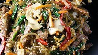 Как приготовить салат Чапче