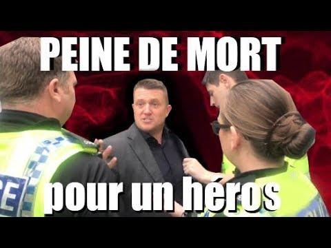 TOMMY ROBINSON LANCEUR D'ALERTE EN PRISON