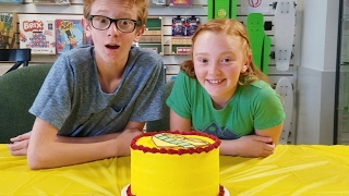 LemonReds Happy Birthday Party Live | Speakout EATING Challenge thumbnail