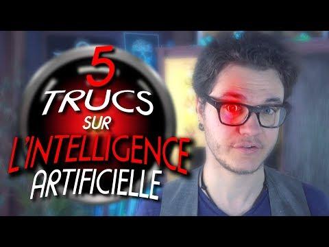 CHRIS : 5 Trucs Étonnants Sur L'Intelligence Artificielle