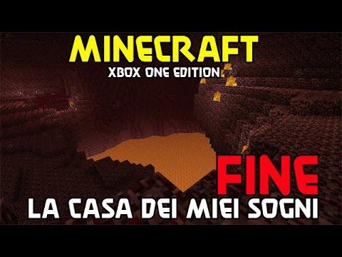 Minecraft xbox one edition la casa dei miei sogni 40 for Fare la casa dei miei sogni