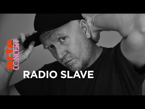 Radio Slave @ Funkhaus Berlin (Full Set HiRes) – ARTE Concer