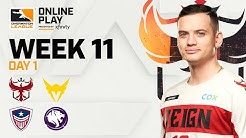 Overwatch League 2020 Season | Week 11 Day 1