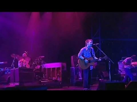 RADIOHEAD - No Surprises (Live at Glastonbury 2003) [HD]