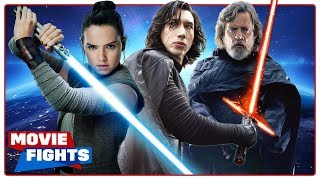 The LAST Last Jedi Debate! MOVIE FIGHTS (MANTZ vs NICHOLSON)