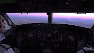 Approach ILS 21L ESB with Akin