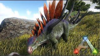 特選ケントロサウルスをテイム!【Ark Survival Evolved】【Season3part46】【最高画質】【公式PVE】