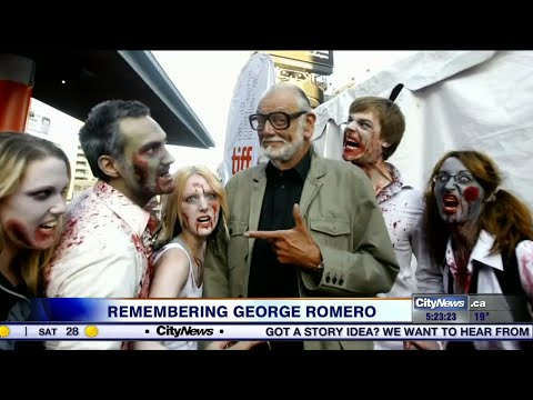 Director George Romero remembered at Toronto memorial service