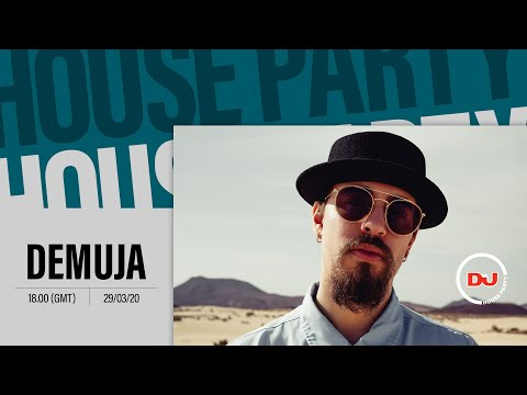 Demuja Live From His Home For DJ Mag House Party