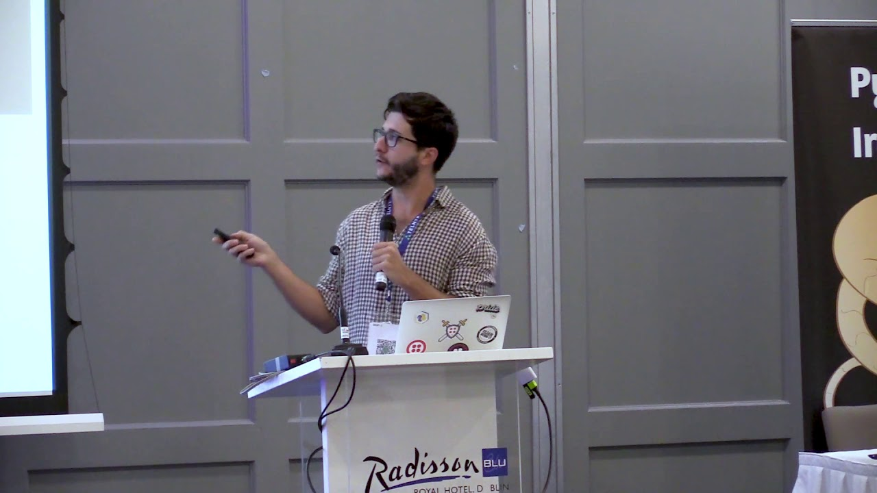 Image from PyCon Ireland 2019 - Flask app with Twilio Programmable SMS API - Nahuel Sznajderhaus