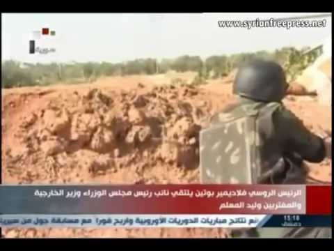 Syria News 26/11/2014 ~ Broadcasted by Syrian National Television, Damascus (ENG)