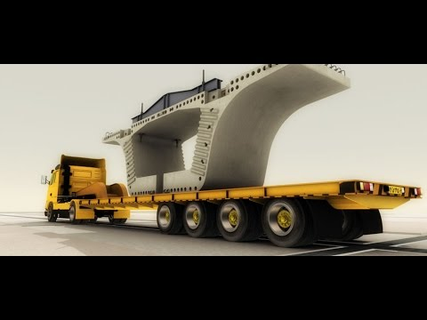 Segmental Bridges Construction_3D Animation
