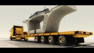Segmental Bridges Construction_3D Animation