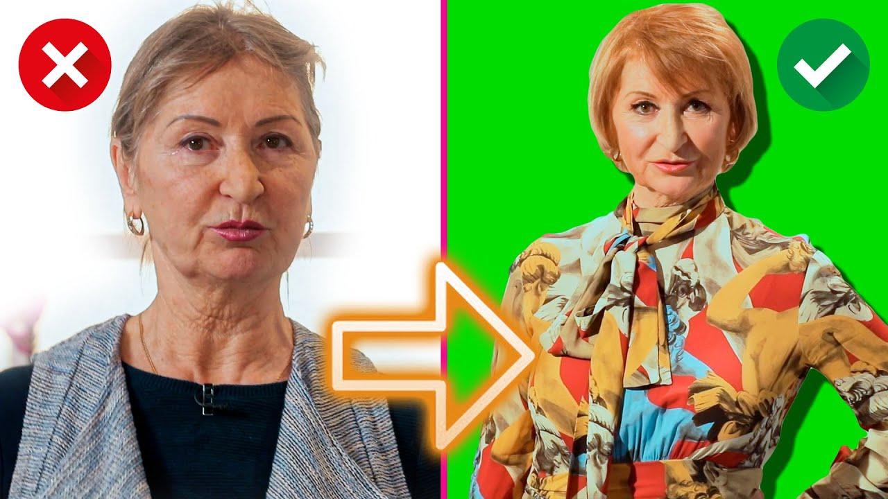 Granny Chic ПО МОСКОВСКИ | Как одеваться после 60 лет ...