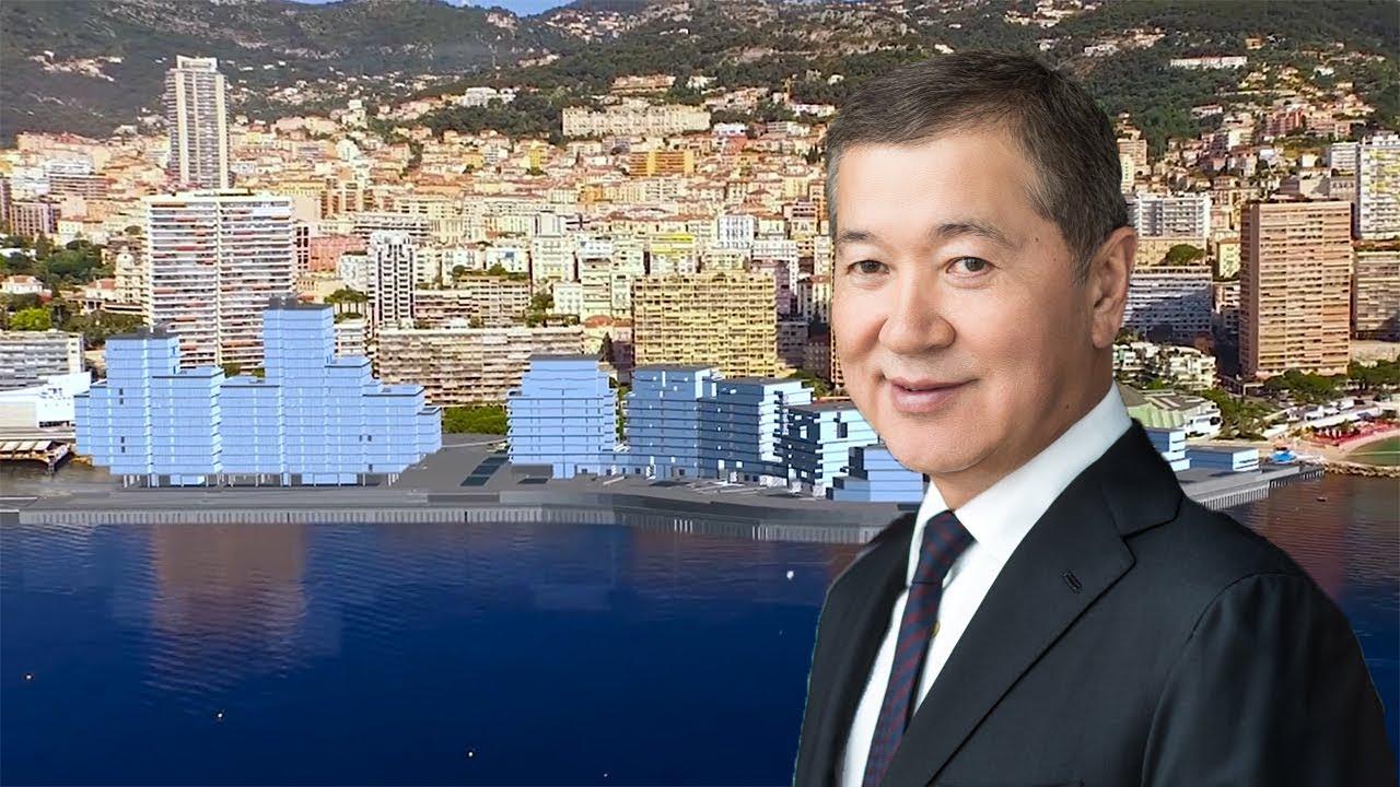 """Миллиардер без бизнеса"" вложил 100 миллионов евро в княжество Монако / БАСЕ"
