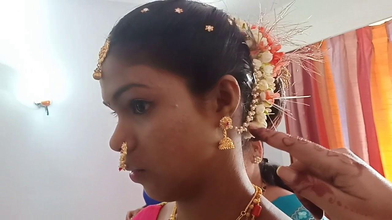 Image result for bridal makeup in villages