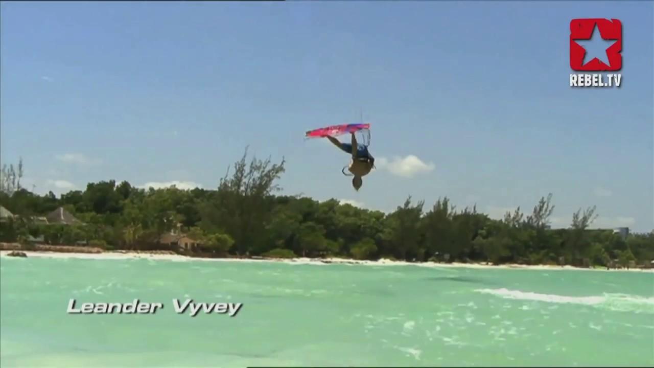 Best Beach too learn Kiteboarding in the World – Burwood Beach Jamaica