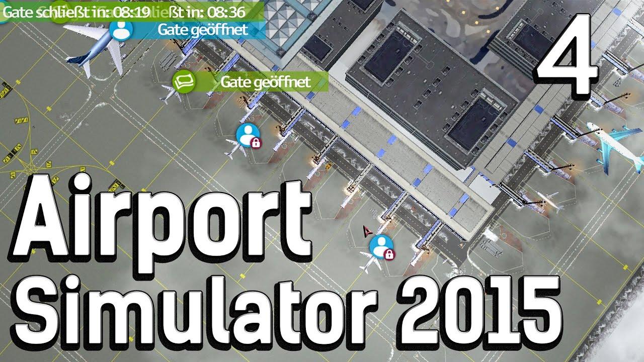 Flughafen Manager Spiele