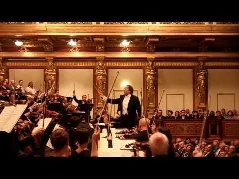 Tourneekonzert Wiener Musikverein
