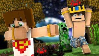 BEDAVA EŞYA KASMA SİSTEMİ (MOB TRAP) ! - Minecraft Skyblock #50