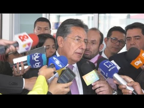 Fiscal colombiano cree equipo diario ecuatoriano secuestrado está en Ecuador