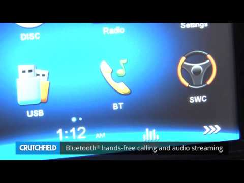 Boss BV9386NV Display And Controls Demo | Crutchfield Video