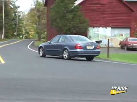 Review: 2006 Mercedes-Benz E 350