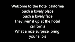 Hotel California with lyrics +Full song download download link in description)   YouTube