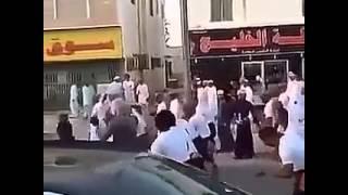 الرقص في شوارع سودان
