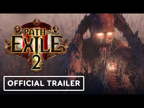 Path of Exile 2 - Official Trailer