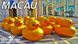 Day Trip Macau from Hong Kong - Sightseeing Macau Tour - Hong Kong Ferry