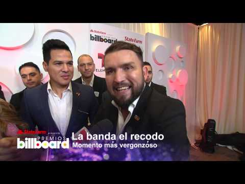 Intimamente Con La Banda El Recodo 1 | Billboard 2014 | Entretenimiento