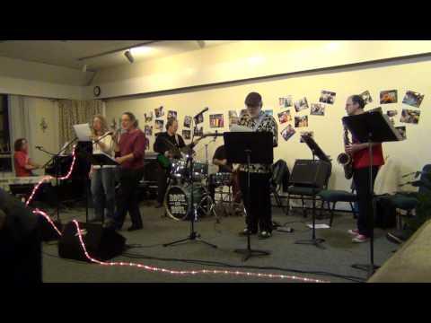 Rock n Soul Revue - Hey Jude - Karaoke (Raise the Roof Concert)