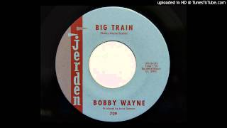 bobby wayne big train jerden 709 1962 country bopper