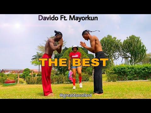 The Best – Davido Ft. Mayorkun (official video)