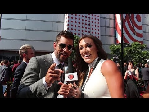 ESPYS: Aaron Rodgers is FUNNY; Candace Parker