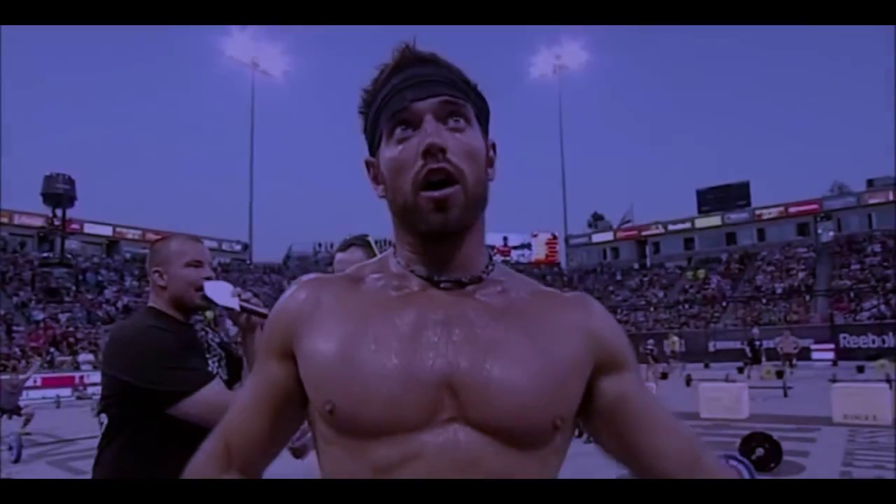 Rich Froning - The Champ  cd946992b