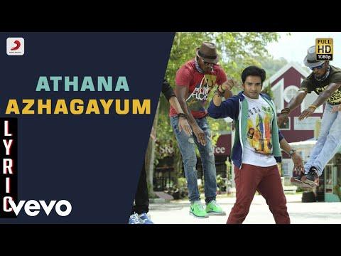 Innimey Ippadithaan - Azhaga Aanazhaga Lyric | Santhanam, Ashna Zaveri