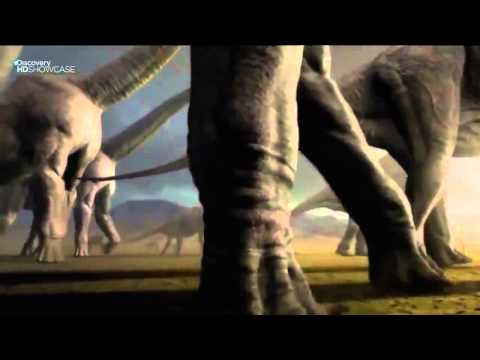 Dinosaurs Extreme Survivors english documentary Part 3