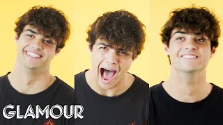 Noah Centineo Acts Out 19 Emotions | Glamour