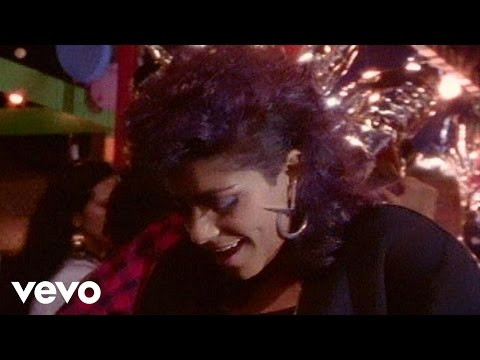 Lisa Lisa & Cult Jam - Lost In Emotion (Video)