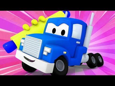 Два грузовика мультфильм