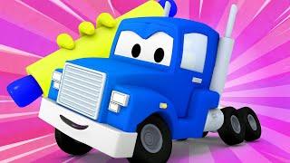 Автомойка Эвакуатора Тома - Супер грузовик Карл 2 - Автомобильный Город 💧 детский мультфильм