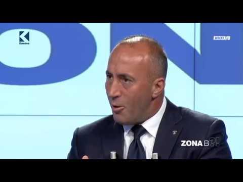 ZONA B: Ramush Haradinaj - 17.09.2018 - Klan Kosova