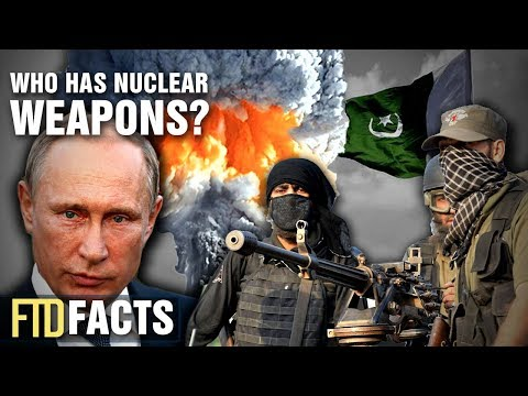 Which Countries Have Nuclear Weapons?