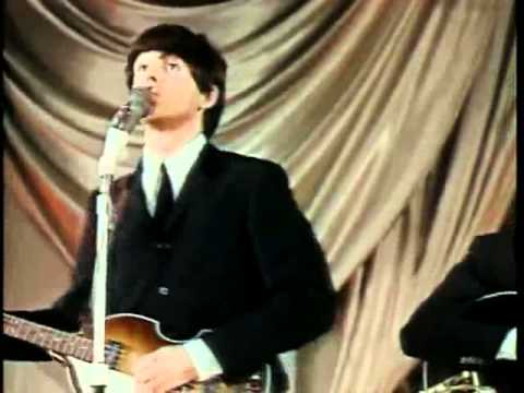 The Beatles (Live) She Loves You 1963 [HQ]
