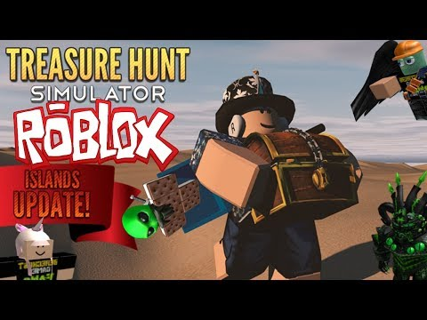 The FGN Crew Plays: ROBLOX - Treasure Hunt Simulator