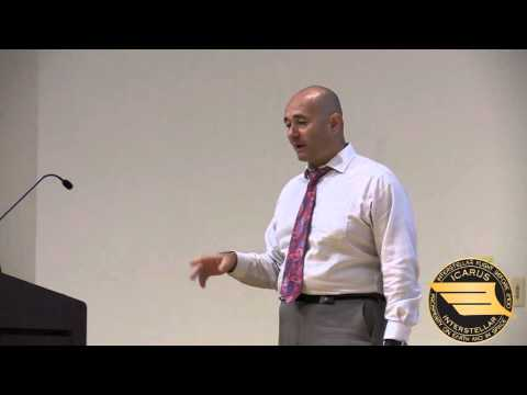 "Starship Congress 2015: Dr. Ilia Toli, ""Fast and Practical Interstellar Probe"""